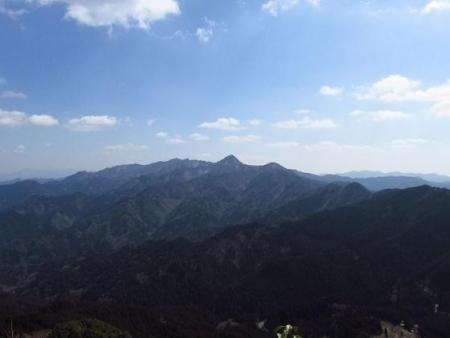 カラ迫岳星野 155