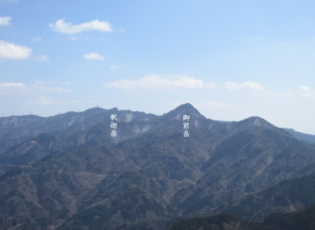 カラ迫岳星野 171