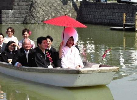 柳川水上パレード 081