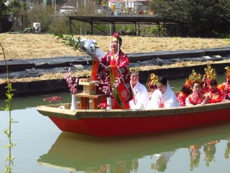 柳川水上パレード 147