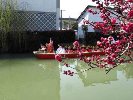 柳川水上パレード 151