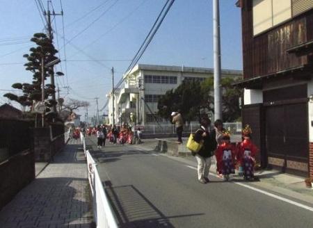 柳川水上パレード 038