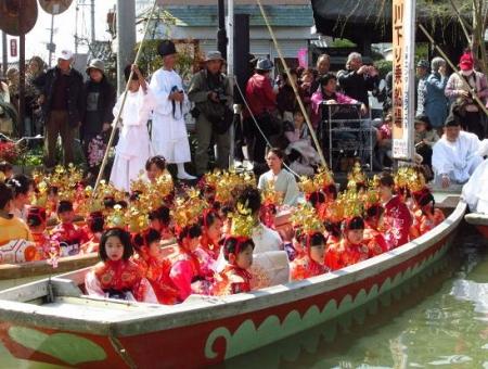 柳川水上パレード 068