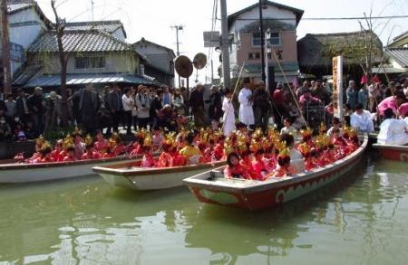 柳川水上パレード 065
