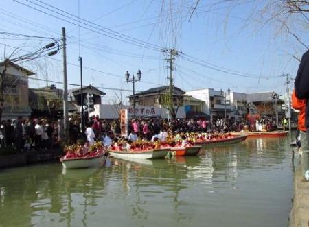 柳川水上パレード 062