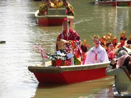 柳川水上パレード 092