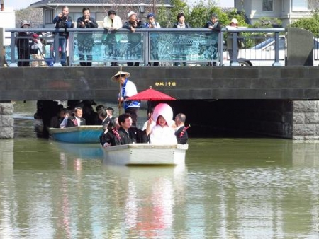 柳川水上パレード 079