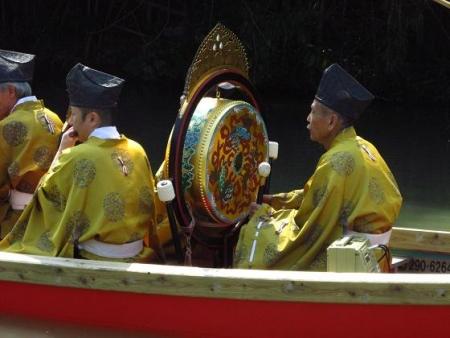 柳川水上パレード 132