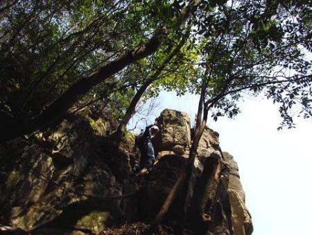 小岱山の山開き 173