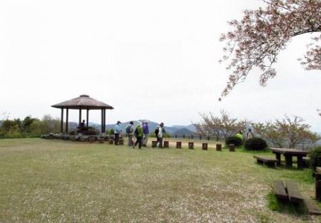 花散る清水山 045