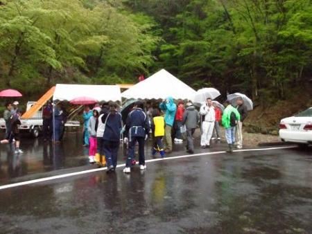 カラ迫岳の山開き 020