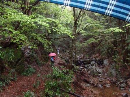 カラ迫岳の山開き 068