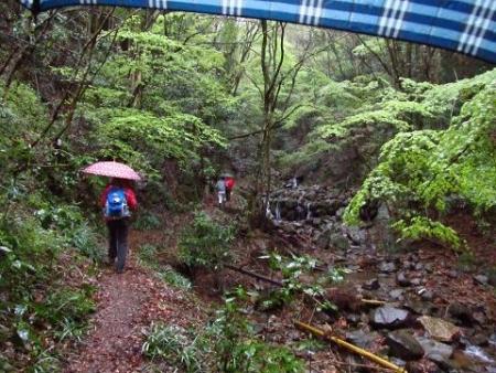 カラ迫岳の山開き 067
