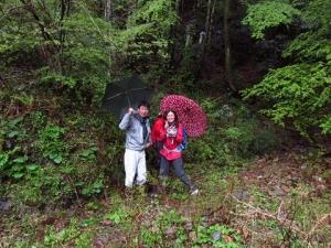 カラ迫岳の山開き 050