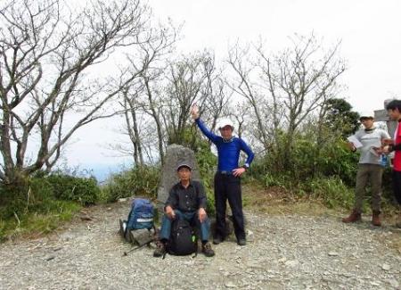 釈迦岳山開き 145
