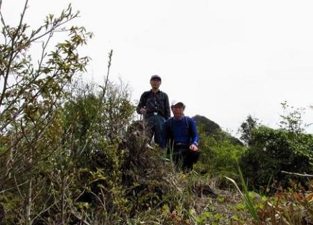 釈迦岳山開き 122