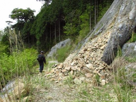 釈迦岳山開き 085
