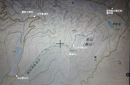 地図女山八幡岳 050