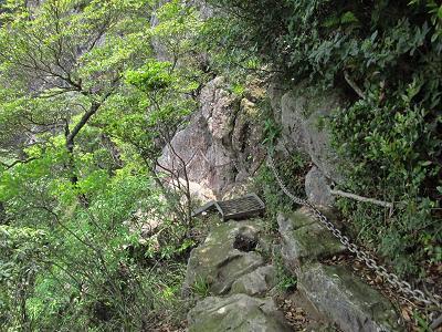 天童岩 114