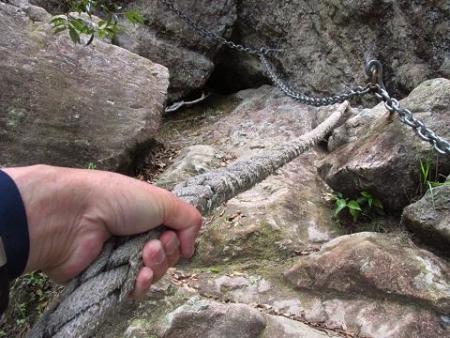 天童岩 101