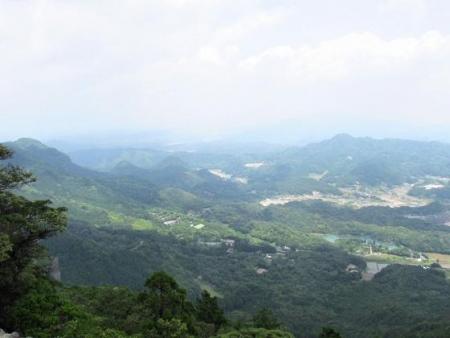 天童岩 129