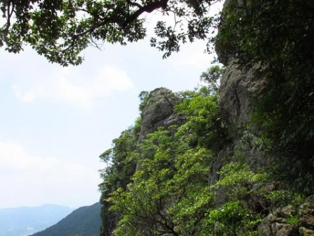天童岩 115
