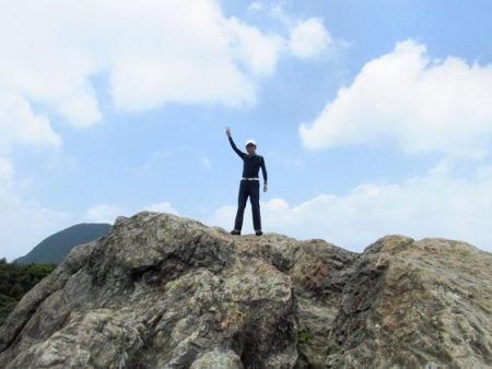 天童岩 142