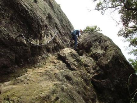 天童岩 134