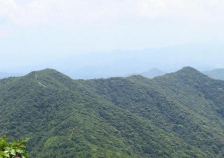天童岩 170