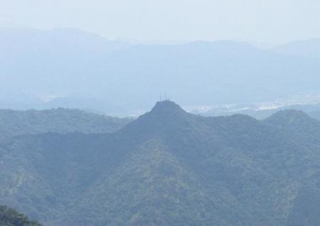 天童岩 165