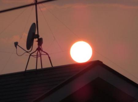 夕陽 009
