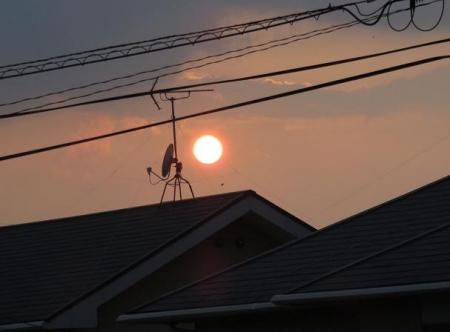 夕陽 006