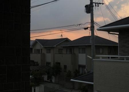 夕陽 026