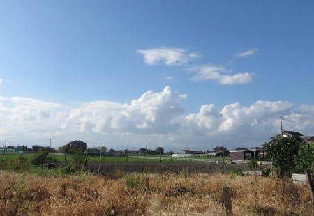 入道雲 004