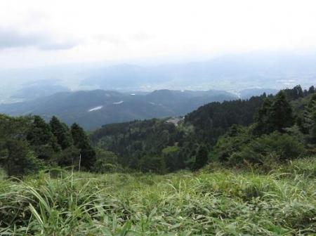 天山に登る 071