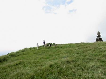 天山に登る 113