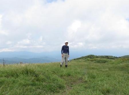 天山に登る 116