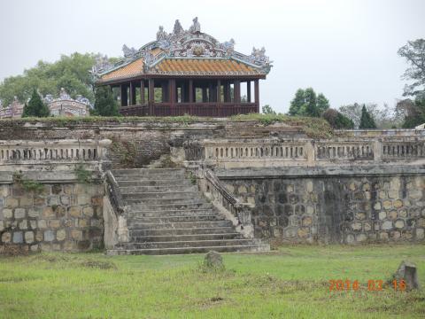 皇帝の菩提寺
