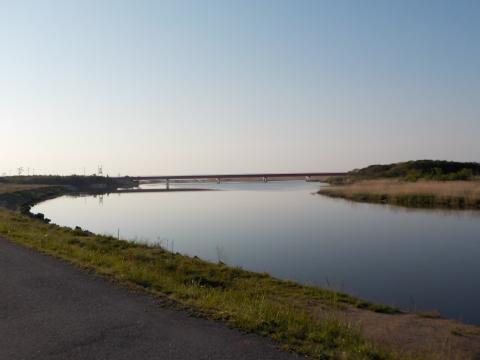 夏井川河口