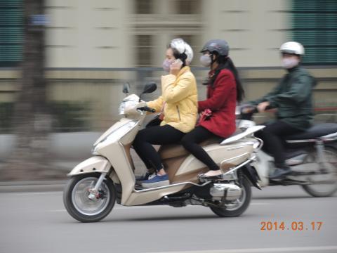 究極のバイク運転