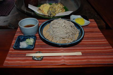 会津酒楽館 蕎麦