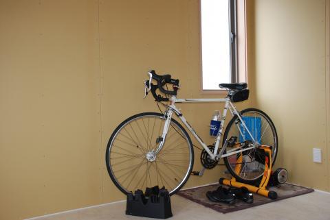 会津酒楽館 自転車