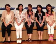 笑顔で働きたいママのフェスタ2013in大阪