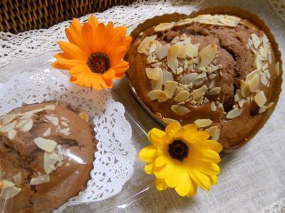 N_チョコバナナケーキ