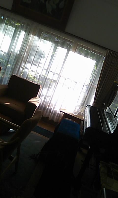 竹鶴邸のピアノ