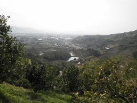 紀の川市の景色