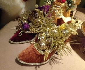 5月24日クリスマス仕入れ靴