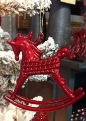 5月24日クリスマス仕入れ赤木馬