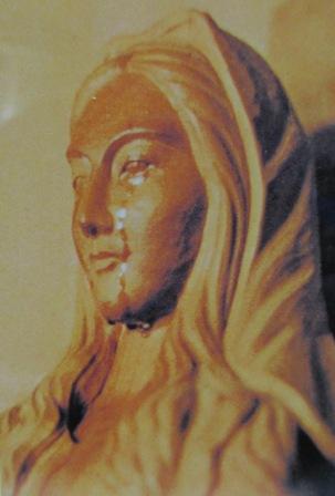 秋田の聖母マリア1