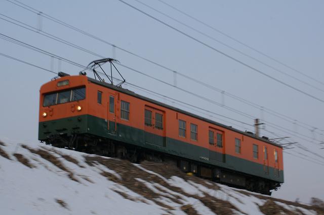 クモヤ143-9s
